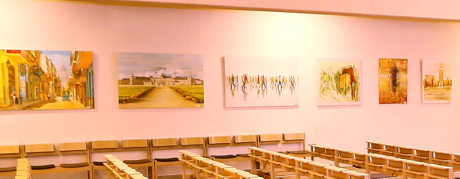 10. Vernissage der St. Thomas Morus